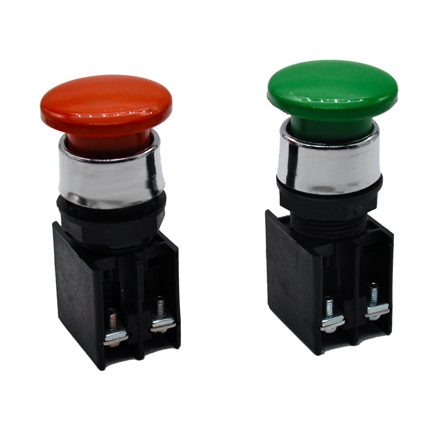 SIGNAL AND BUTTON